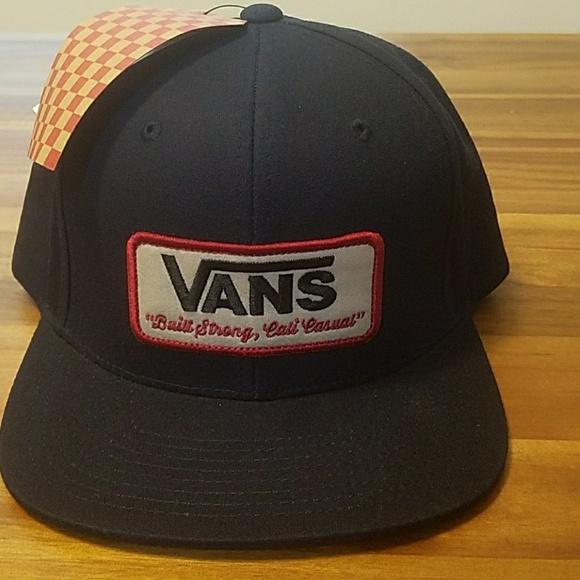 0bc65ce5c7d Vans Hat navy blue